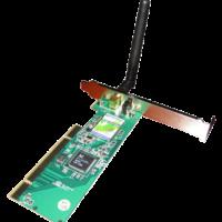 WIRELESS PC- 54 Mbps 802.11b/g-N/P: QP-W2410GP