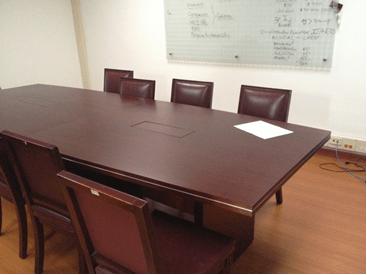 Cableado Estructurado Sala de Juntas