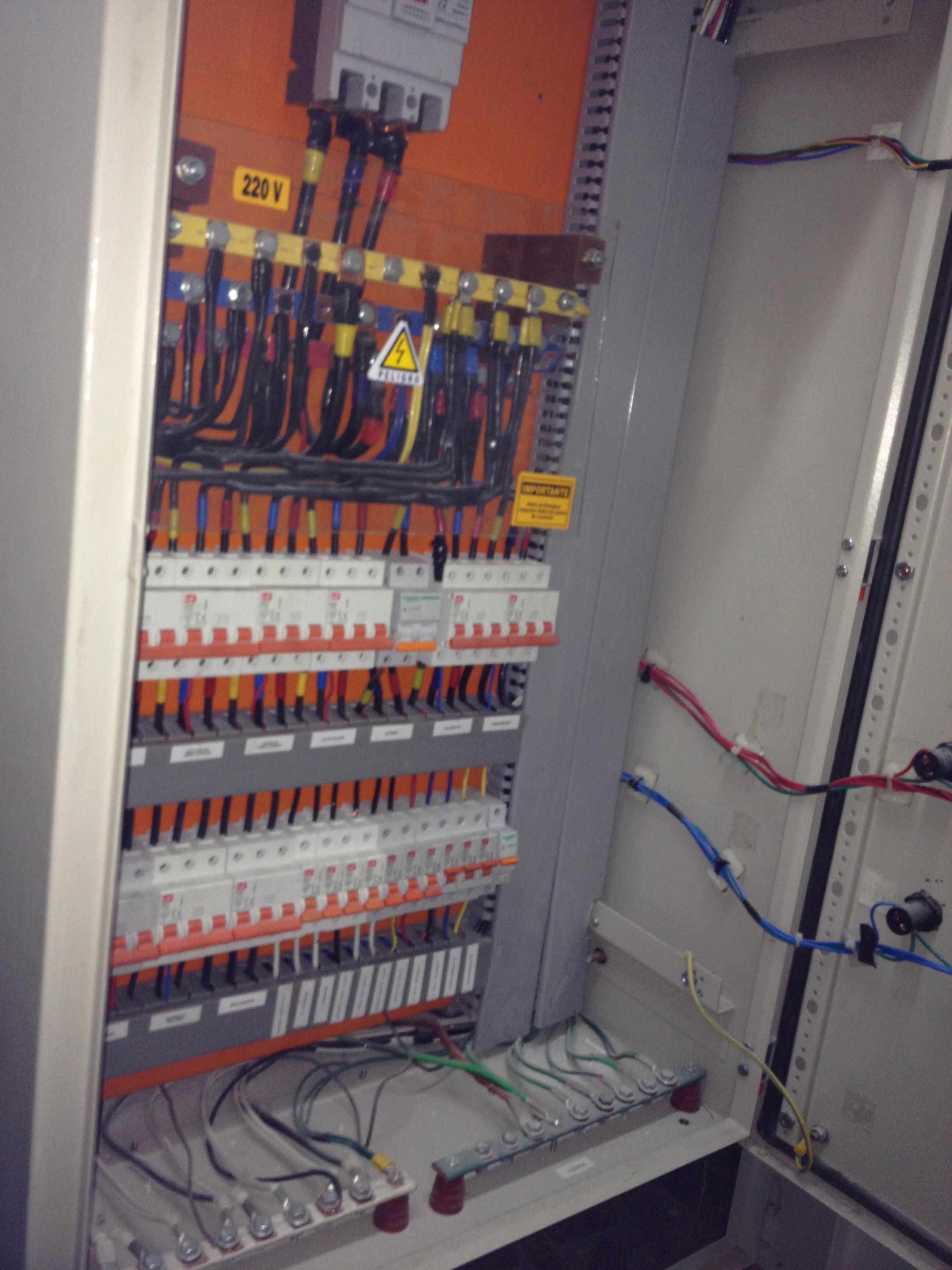 Instalacion Redes electricas