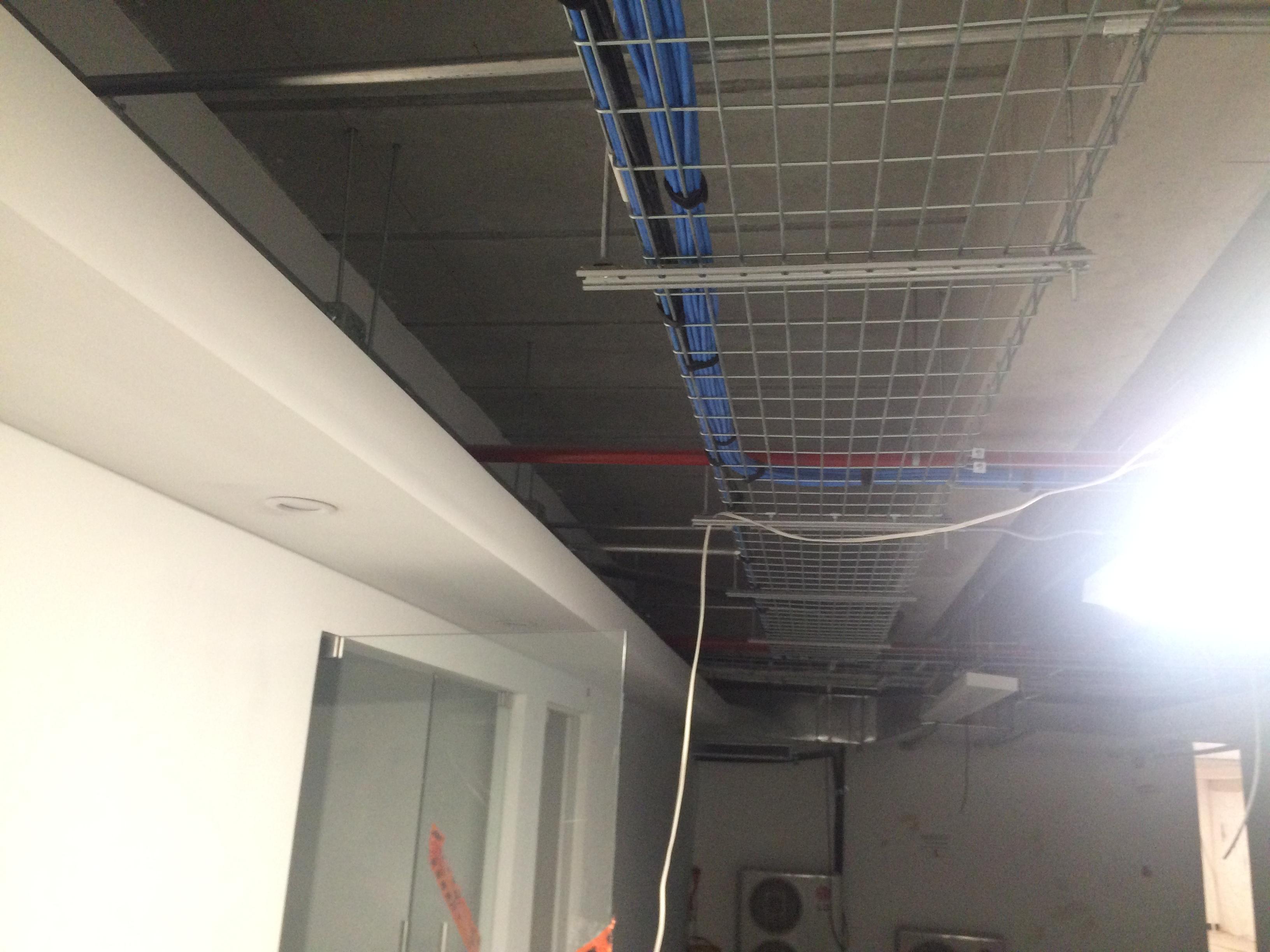 Bandeja Portacable cableado estructurado